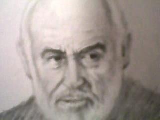 Sean Connery par milutindotlic
